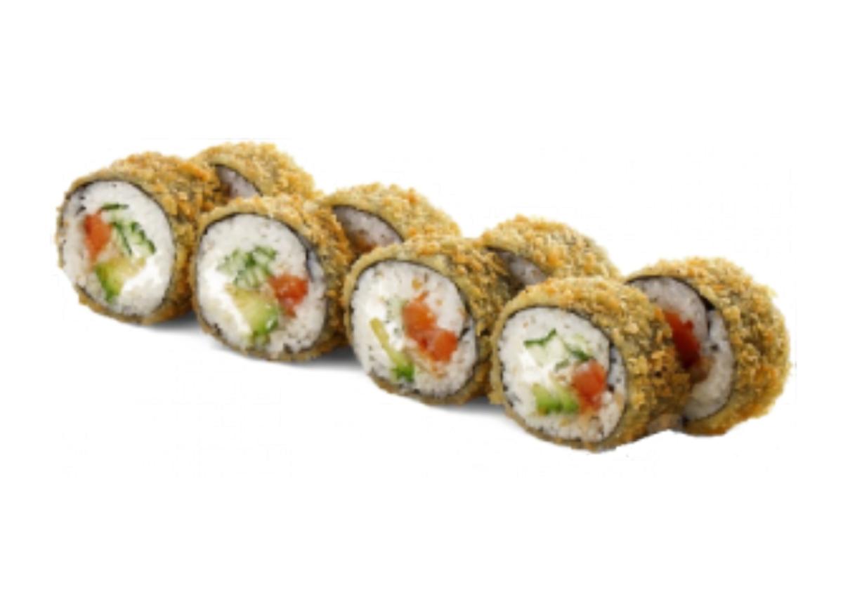 Nr.71 Salmon tempura