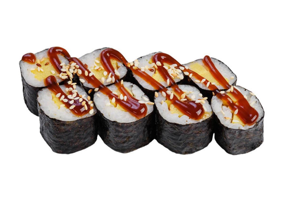 Nr.22 Rolls ar japāņu omleti